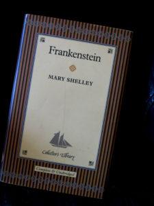 Mary Shelley: Frankenstein; or, The Modern Prometheus