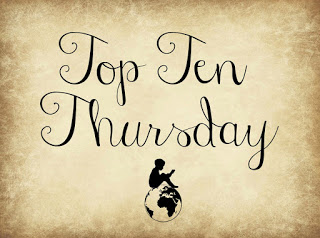 Logo: Top Ten Thursday
