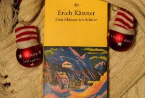 """""""Drei Männer im Schnee"""" von Erich Kästner"""