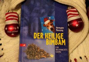 """""""Der Heilige Bimbam. Ein Weihnachtskrimi"""" von Hermann Mensing"""