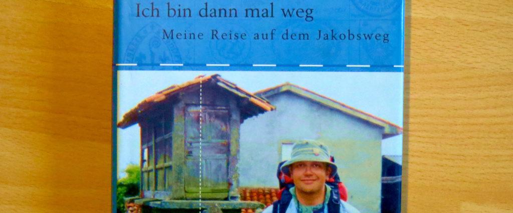 """Cover-Auschnitt """"Ich bin dann mal weg"""" von Hape Kerkeling"""