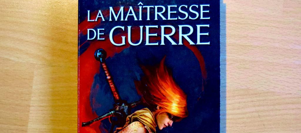 "Cover-Ausschnitt ""La Maîtresse de Guerre"" von Gabriel Katz"