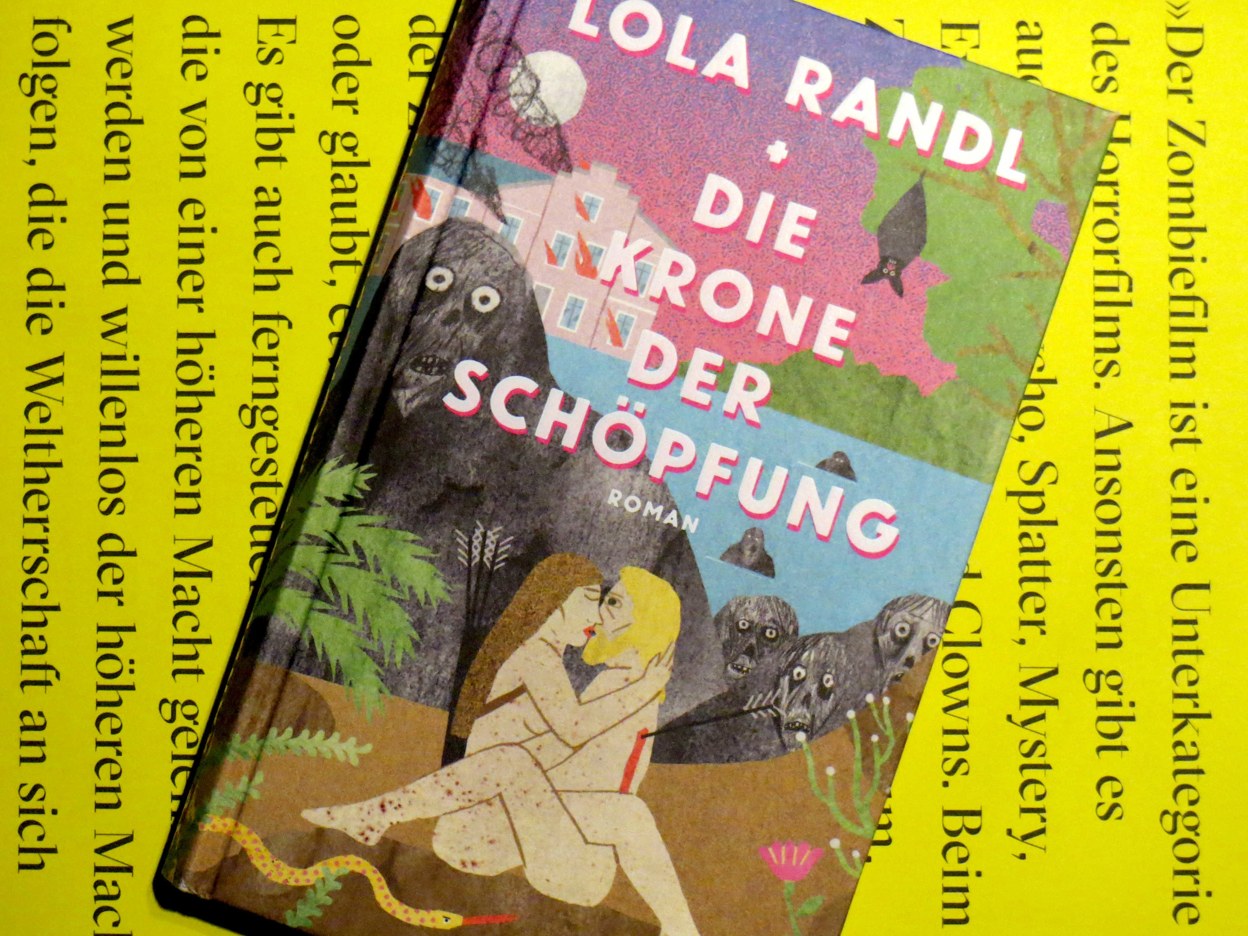 Lola Randl: Die Krone der Schöpfung